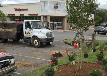 Knoxville landscaping company  Acadia Landscaping