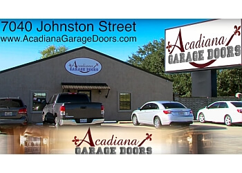 Lafayette garage door repair Acadiana Garage Doors