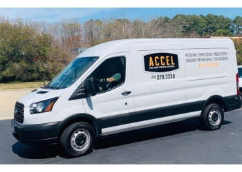 Richmond pest control company Accel Pest and Termite Control