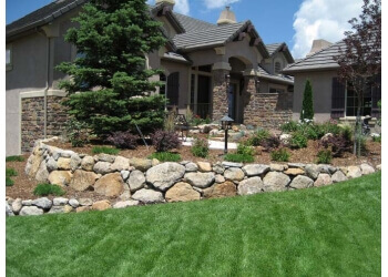Colorado Springs landscaping company Accent Landscapes