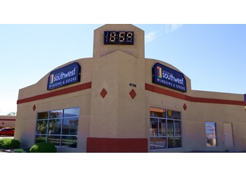 Albuquerque window company Accent Southwest Windows & Doors