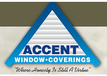 Riverside window treatment store Accent Window Coverings