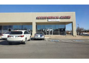 Oklahoma City urgent care clinic Access Medical Center