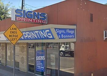Santa Ana sign company Accu Signs & Digital Printing