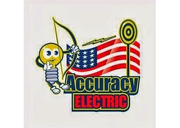 Lakewood electrician Accuracy Electric Inc.