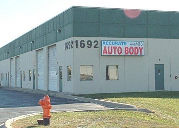 Naperville auto body shop Accurate Auto Body