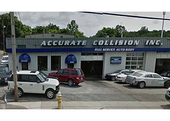 Worcester auto body shop Accurate Collision