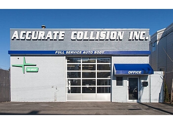 Worcester auto body shop Accurate Collision Inc.