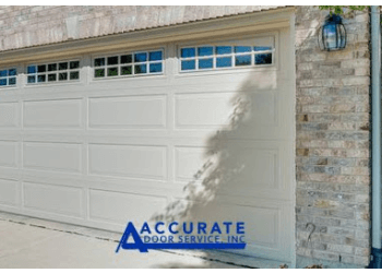 Aurora garage door repair Accurate Door