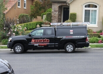 Irvine pest control company Accurate Termite and Pest Control