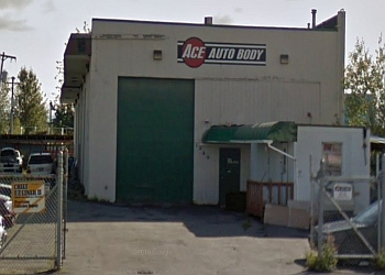 Anchorage auto body shop Ace Auto Body