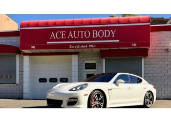 Hartford auto body shop Ace Auto Body Inc.