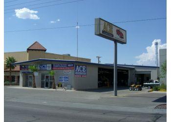 El Paso auto body shop Ace Body Shop