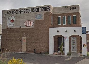 North Las Vegas auto body shop Ace Brothers Collision Center