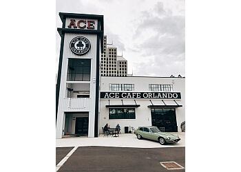Orlando cafe Ace Cafe Orlando