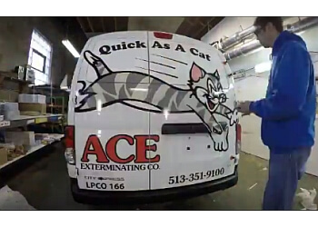 Cincinnati pest control company Ace Exterminating Co.