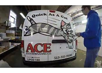 Cincinnati pest control company Ace Exterminating Co.