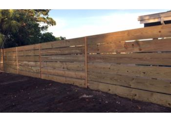 Fort Lauderdale fencing contractor Ace Fence Company