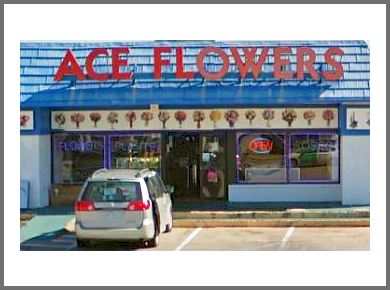 Houston florist Ace Flowers