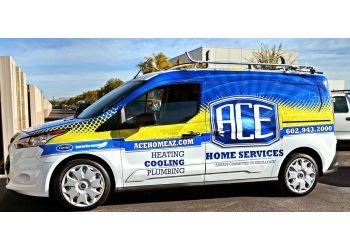Phoenix hvac service Ace Home Services