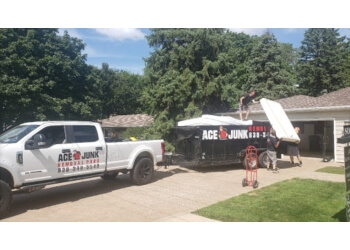 Aurora junk removal Ace Junk Removal