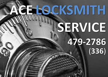Winston Salem locksmith Ace Locksmith Service