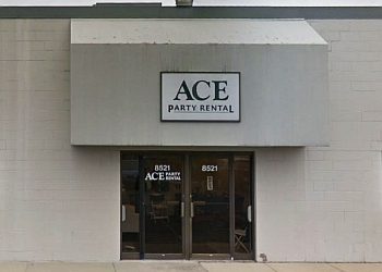 Indianapolis event rental company Ace Party Rental