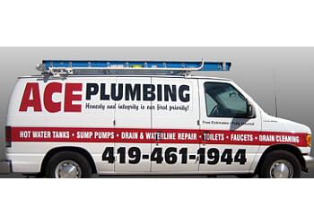 Toledo plumber Ace Plumbing