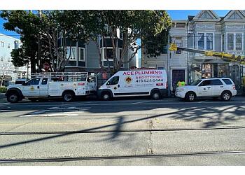 San Francisco plumber Ace Plumbing & Rooter, Inc.