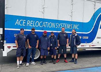 Long Beach moving company Ace Relocation Systems, Inc.