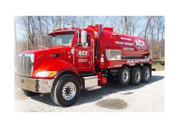 Toledo septic tank service Ace Sanitation