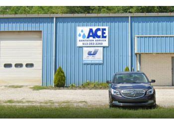 Cincinnati septic tank service Ace Sanitation Service, LLC