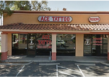Glendale tattoo shop Ace Tattoo & Piercing