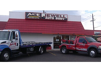 Lakewood towing company Ace Towing Enterprise
