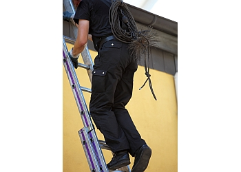 Salt Lake City chimney sweep ACE OF HEARTHS CHIMNEY SWEEPS