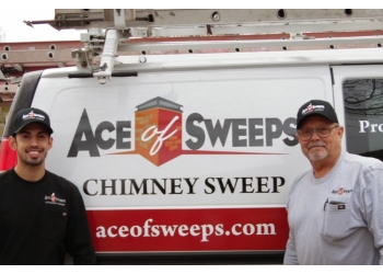 Fort Worth chimney sweep Ace of Sweeps