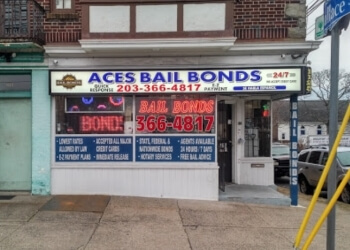 Bridgeport bail bond Aces Bail Bonds