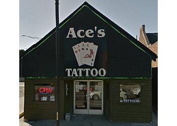 Warren tattoo shop Ace's Tattoo Studio