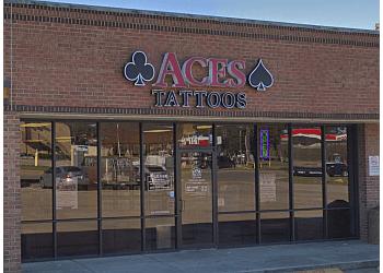 Denton tattoo shop Aces Tattoos
