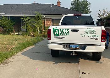 Reno lawn care service Aces lawn care