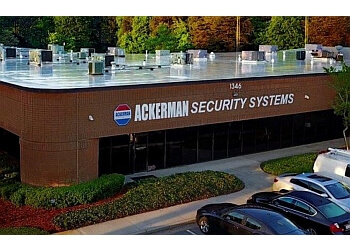 Atlanta security system Ackerman Security