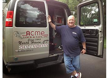 New Haven locksmith  Acme Lock & Safe,Inc.