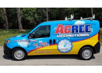 Tampa hvac service Acree Air Conditioning