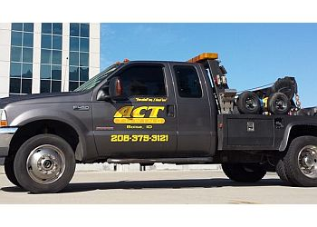 Boise City towing company Act Towing
