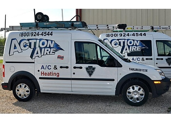Brownsville hvac service Action Aire