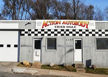 Des Moines auto body shop Action Auto Body, LLC