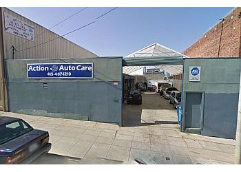 San Francisco car repair shop Action Auto Care