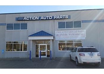 St Paul auto parts store Action Auto Parts