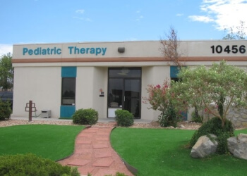El Paso occupational therapist ActionCare Pediatric Therapy