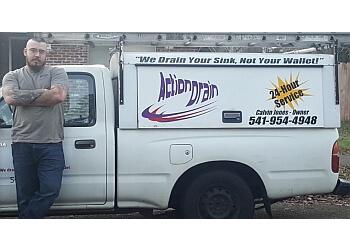 Eugene plumber Action Drain LLC